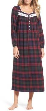 Eileen West Women's Ballet Flannel Nightgown