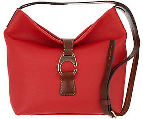 Dooney & Bourke Leather Crossbody Hobo - Derby - ONE COLOR - STYLE
