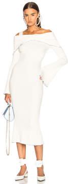Ellery Dolly Off Shoulder Dress