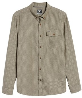 Hurley Men's Flores Woven Shirt