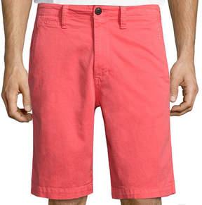 Arizona Flat Front Chino Shorts
