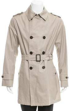 MACKINTOSH Double-Breasted Trench Coat