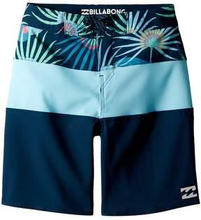 Billabong Kids Tribong X Boardshorts Boy's Swimwear