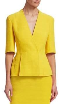 Akris Ollon Short-Sleeve Jacket