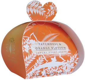 Smallflower Patchouli and Orange Flower Guest Soap by The English Soap Company (2oz Soap)