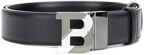 Bally X Swiss B buckle belt