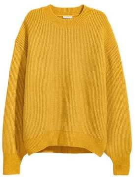 H&M Rib-knit Sweater
