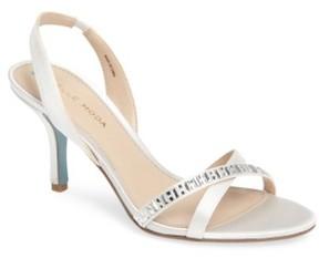 Pelle Moda Women's Inna Embellished Slingback Sandal