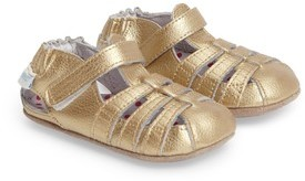 Robeez Infant Girl's Paris Crib Shoe