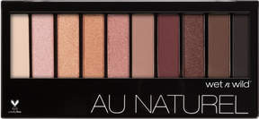 Wet n Wild Nude Awakening Color Icon Au Naturel 10-Pan Eyeshadow Palette