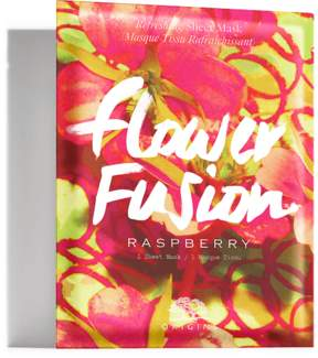 Flower FusionRaspberry Refreshing Sheet Mask
