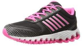 K-Swiss Womens X-160 Varsity Low Low Top Lace Up Running Sneaker.