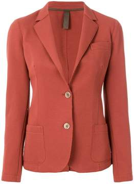 Eleventy classic single-breasted blazer