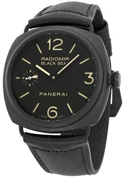 Panerai Radiomir Black Seal Black Dial Men's Watch
