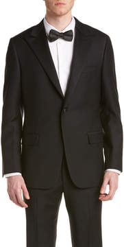 Hickey Freeman Sterling Wool Tuxedo With Flat Front Pant