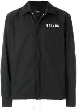Versus parachute shirt jacket