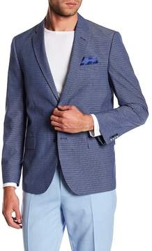 Ben Sherman Dacre Checkered Casual Fit Blazer