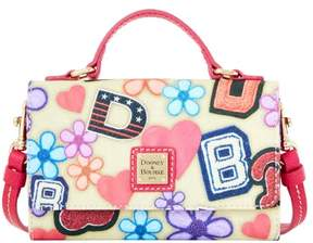Dooney & Bourke Varsity Small Mimi Crossbody Shoulder Bag