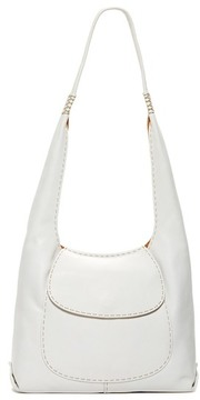 Frye Naomi Leather Pickstitch Hobo
