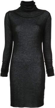 Barbara I Gongini slim fit roll neck T-shirt