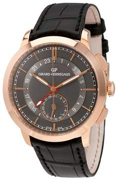 Girard Perregaux 1966 Dual Time Automatic Men's Watch