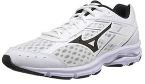Mizuno Mens Wave Unite 2 Canvas Low Top Lace Up Baseball Shoes.