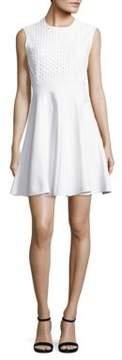 Aquilano Rimondi Fit and Flare Dress