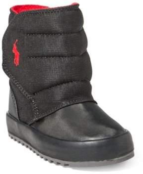 Ralph Lauren Gabriel Ii Ripstop Boot Black 4