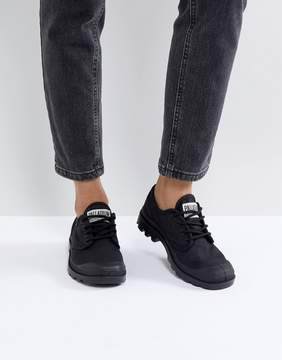 Palladium Pampa Ox Originale BlackTextile Sneakers