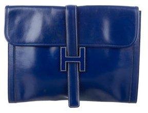 Hermes Box Jige GM - BLUE - STYLE