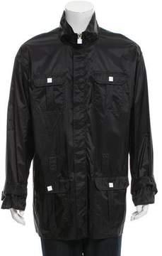 Chanel CC Windbreaker Jacket