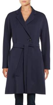Cinzia Rocca Icons Solid Long-Sleeve Jacket