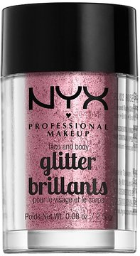 Charlotte Russe Rose NYX Professional Makeup Face & Body Glitter