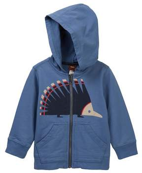 Tea Collection Echinda Zip Hoodie (Baby Boys)