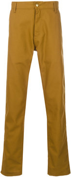 Carhartt slim-fit chino trousers