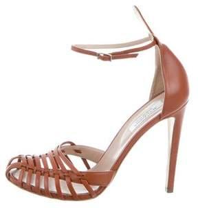 Altuzarra Cocco Ankle-Strap Sandals