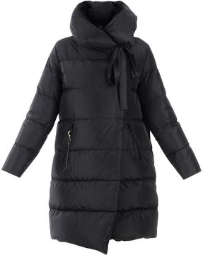 Bacon Black Big Puffa 13 In Black Technical Fabric