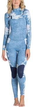 Billabong 4/3 Salty Dayz Chest-Zip Wetsuit