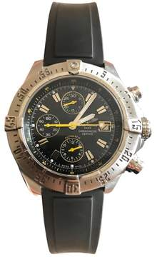 Breitling A13380 Stainless Steel 44mm Mens Watch