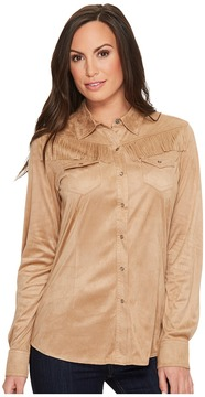 Ariat Shasta Snap Shirt Women's Long Sleeve Button Up