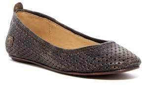 Bed Stu Bed|Stu Watusi Perforated Leather Flat