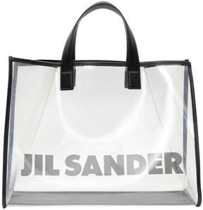 Jil Sander See-through Medium Tote
