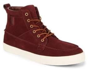 Polo Ralph Lauren Tavis Suede Sneakers