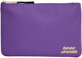 Marc Jacobs Purple Medium Pouch