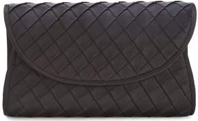 Kate Landry Satin Quilted Clutch