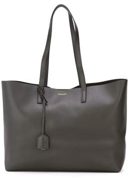Saint Laurent large shopper tote - GREY - STYLE