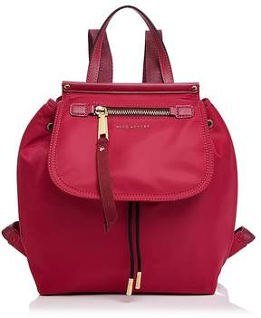 Marc Jacobs Trooper Nylon Backpack - HIBISCUS/GOLD - STYLE