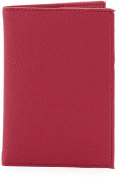 Neiman Marcus Pebble Passport Cover (Unboxed)