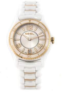 Ebel X-1 1216113 18K Rose Gold Womens Watch