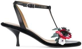 Sonia Rykiel flower detail sandals